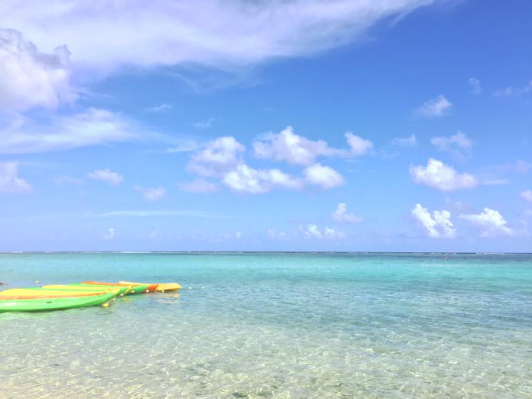 海外旅行と炭酸美容